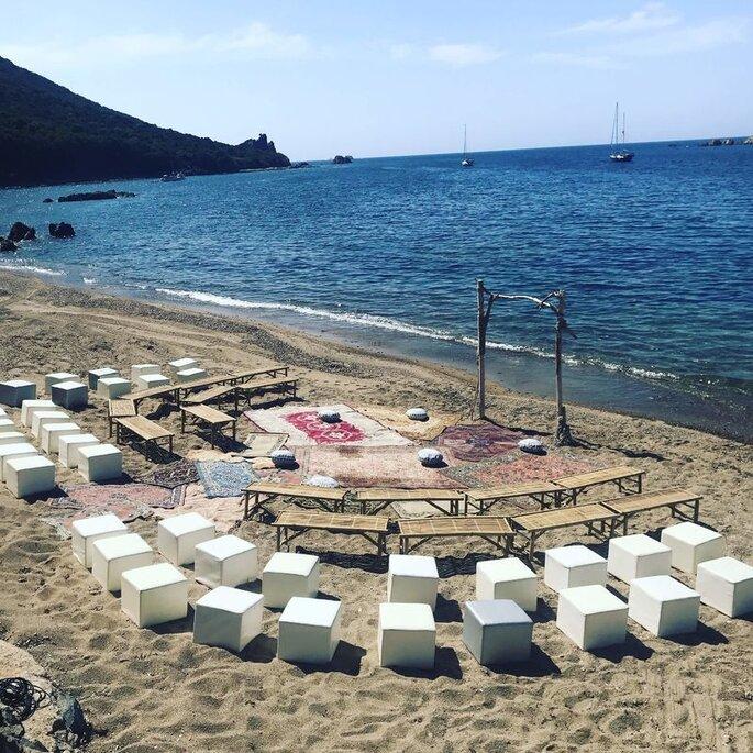 A Casetta - Restaurateur - Traiteur - Décoration pour votre mariage en Corse