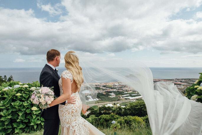 Casamento nos Azores