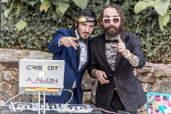 Live-Crismatt DJ (Juan Crismatt)