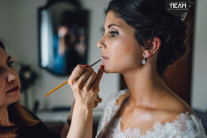 Ana Paula Antunes Make Up N´Hair. Créditos: Film Art Team