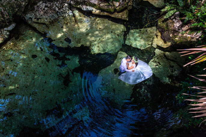 Jahlcob Visual Artist Fotografía bodas Riviera Maya