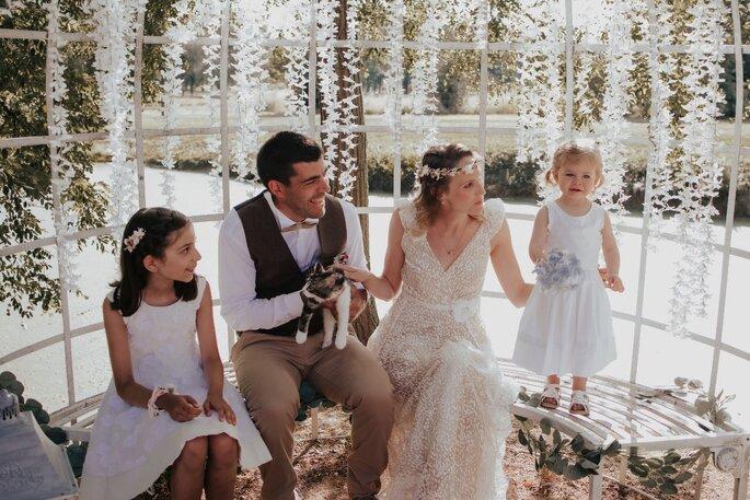 Domaine du Gouverneur**** - lieur de réception pour un mariage dans l'Ain