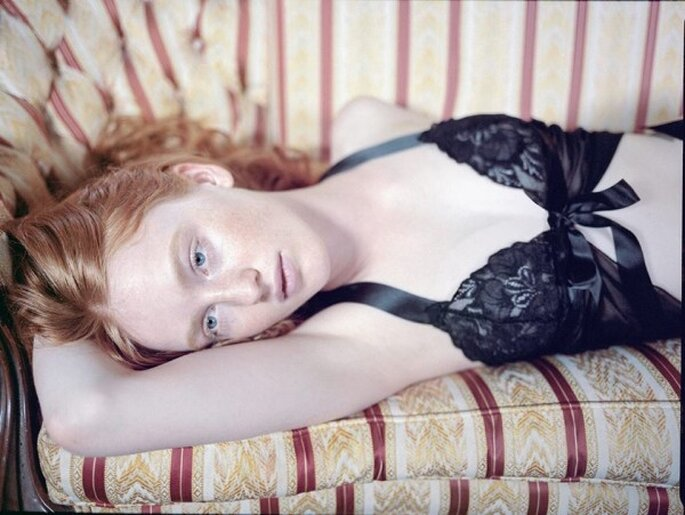 La colección de lencería más romántica para novias soñadoras de Erin Fetherston - Foto Cosabella