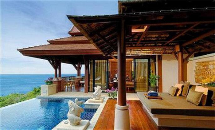 Pimalai Resort & Spa in Koh Lanta, Thailand