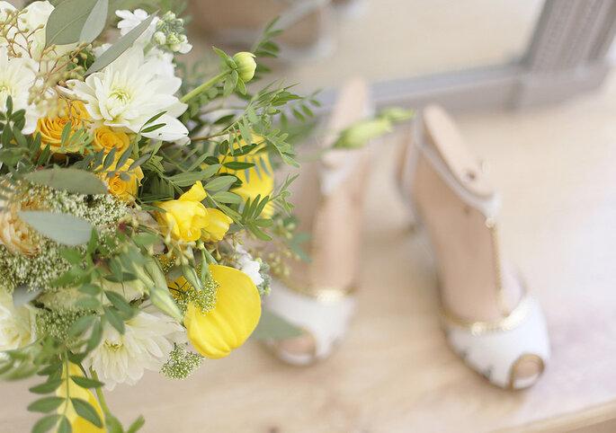 Matrimonio In Giallo E Bianco : Le ispirazioni più belle per un matrimonio in giallo e bianco