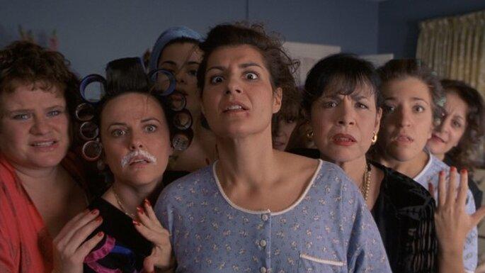 15 mentiras que nos cuentan las películas sobre las bodas - My Big Fat Greek Wedding