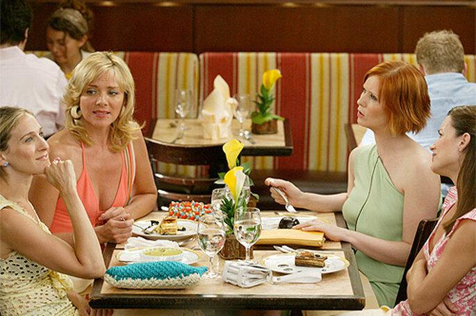Organiza tu despedida de soltera en Nueva York. Foto: HBO Films