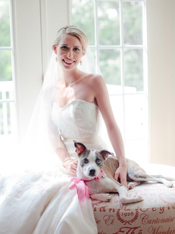 Tu mascota en tu boda - Marta Locklear