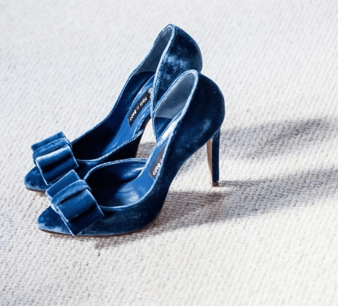 Zapatos de novia, Keli & Salo.