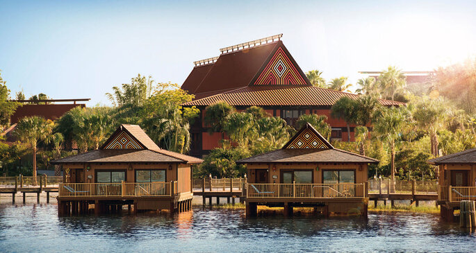 Foto Disney's Polynesian Village Resort