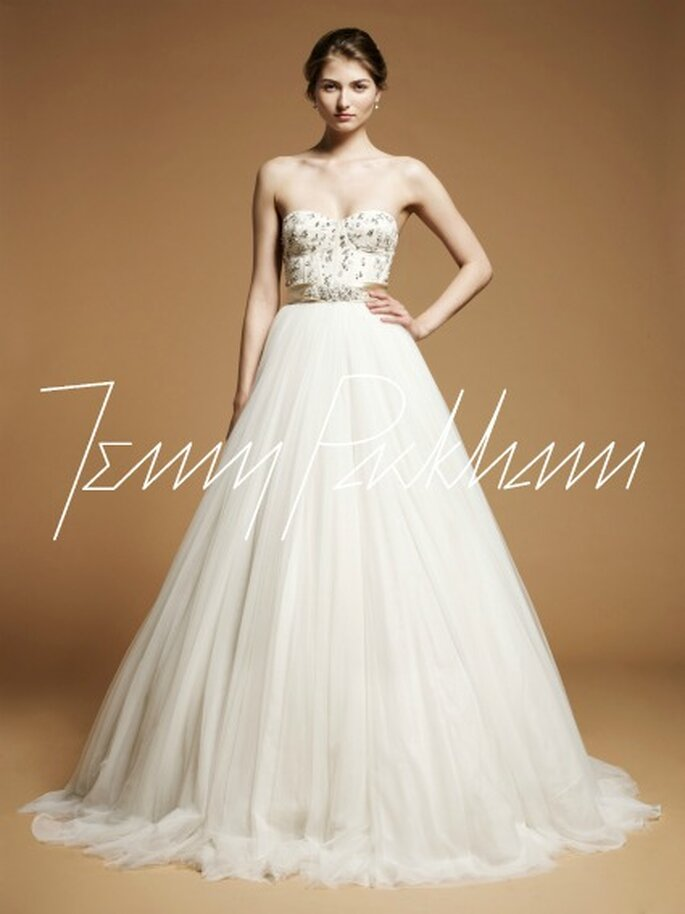 Jenny Packham Bridal Collection 2012 Mod.Anya