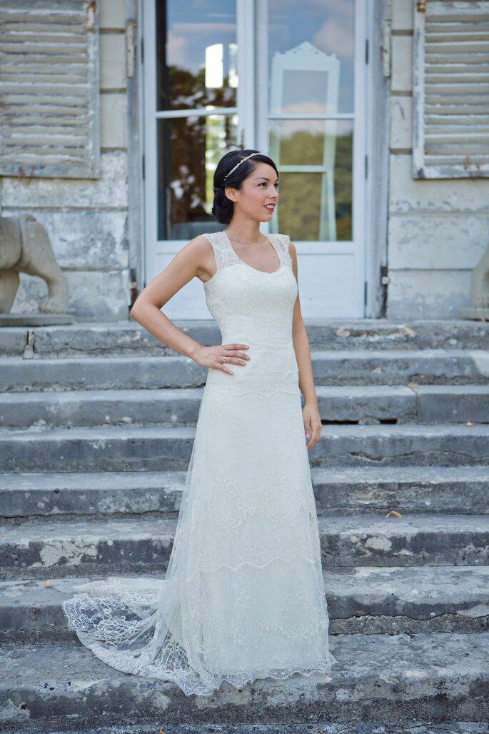 Robe de mariée, Odile Léonard