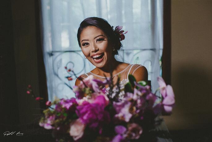 Alegria noiva