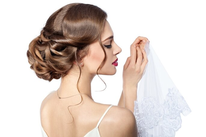 Parrucchieri per matrimonio Roma  - Foto via Shutterstock