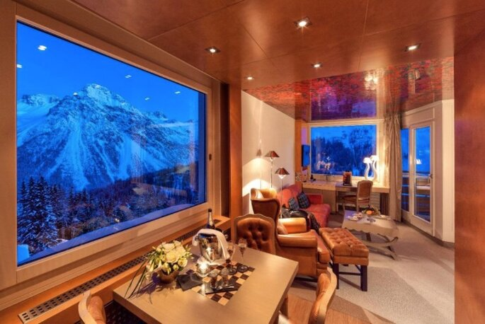Tschuggen Grand Hotel Arosa