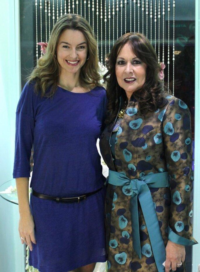 Teresita Chuecos invitó a Zankyou a la inaguración de su atelier