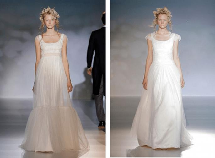 Vestidos de novia 2014 estilo hippie - Foto Victorio & Lucchino