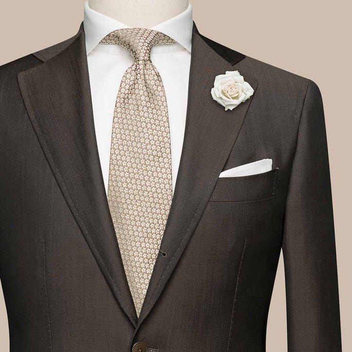 Alferano Hochzeitsanzug dunkel