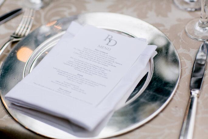identidade visual e convite de casamento