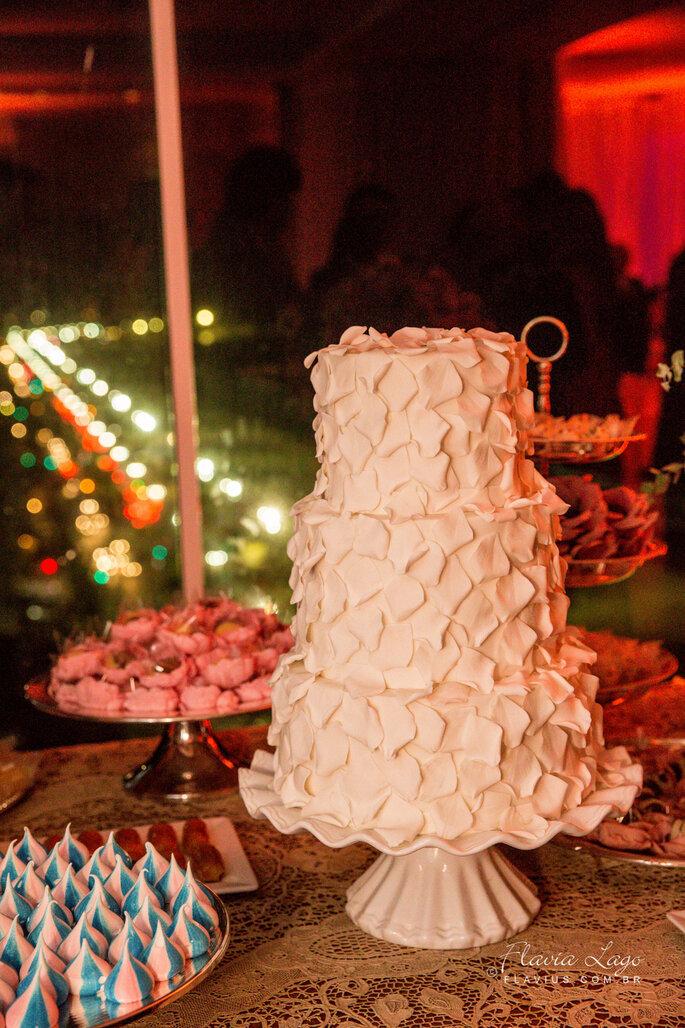 bolo de casamento original