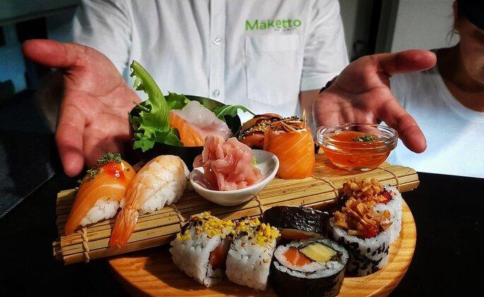 Sushi Maketto