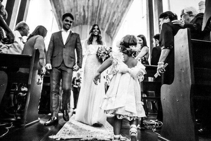 daminha casamento