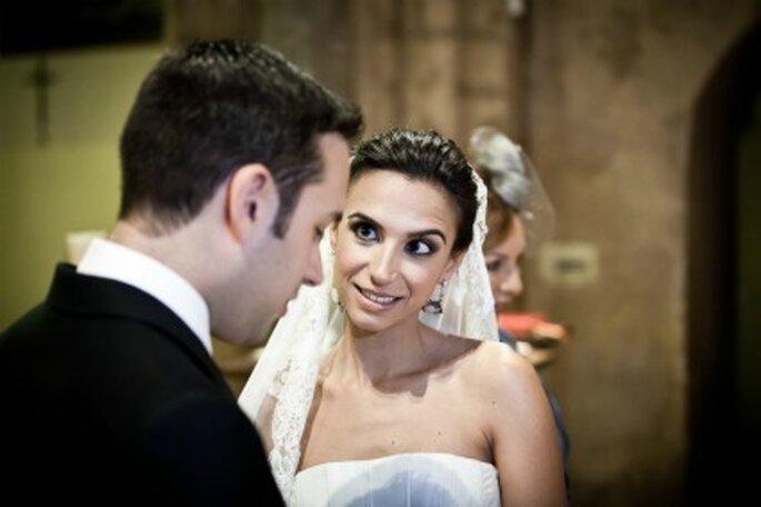 Miradas de complicidad en la ceremonia- Foto: Valentín Gámiz