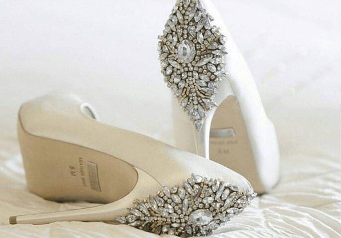 Noivas e convidadas: 5 tipos de sapatos que vai adorar!