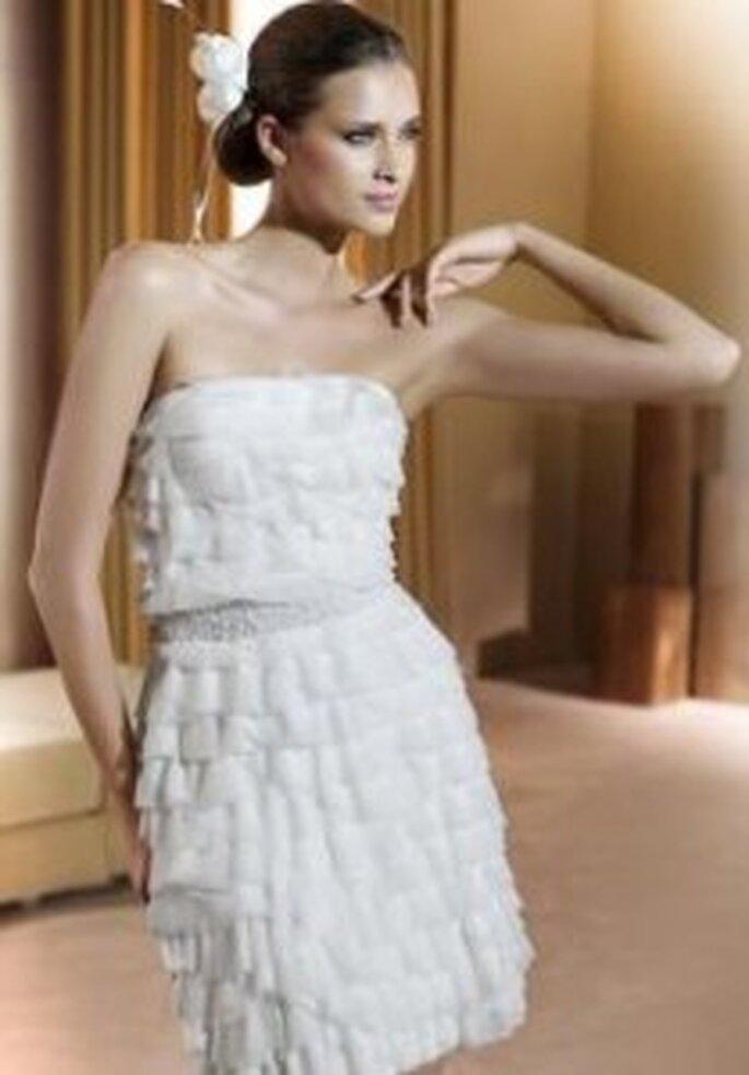 Vestido de novia Pronovias 2011 - Finlandia