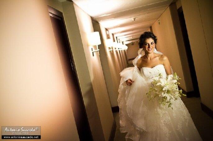 8 cosas que debes evitar hacer antes de la boda - Foto Antonio Saucedo Photography