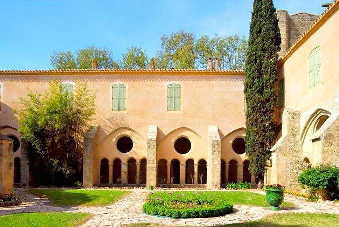 Cloitre Abbaye de Valmagne