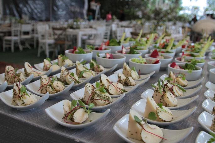 Hada Martens catering bodas Ciudad de México