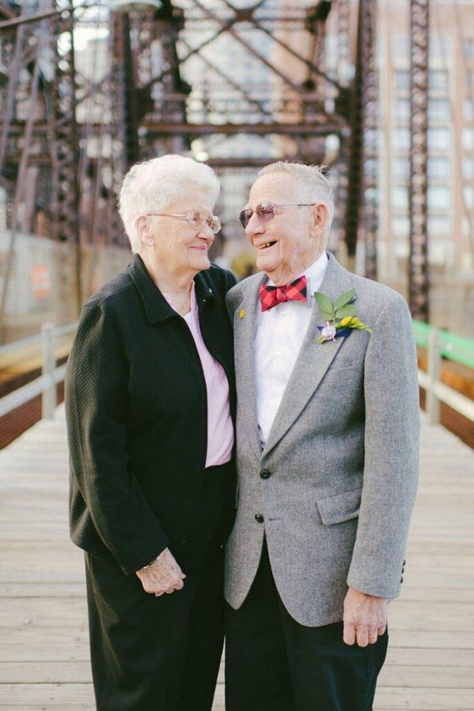 61 aniversario de bodas al estilo UP - Foto Cambria Grace Photography