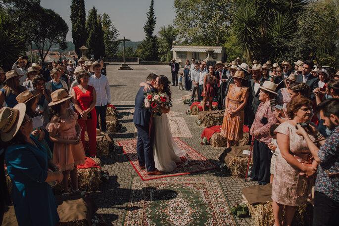 Marta & Bruno - cerimónia religiosa