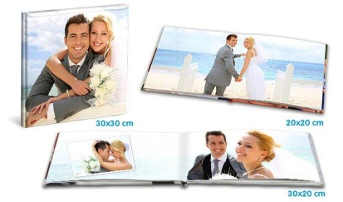Futurs mariés Zankyou : Prentu vous propose de découvrir son service avec un livre photo gratuit...