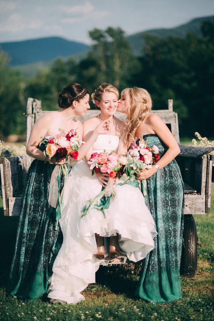 Los 10 mandamientos para ser la dama de boda perfecta - Cambria Grace Photography