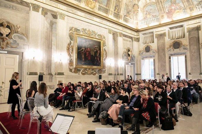 La tavola rotonda, il momento clou di ogni Wedding Club Zankyou – Foto Vincenzo Santarella, Morlotti Studio