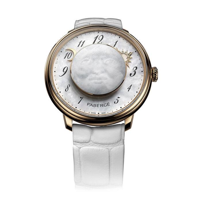 Foto 11.- FABERGÉ TIMEPIECES_Fabergé Dalliance collection