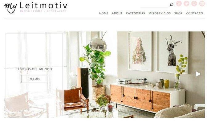 Blog My Leitmotiv