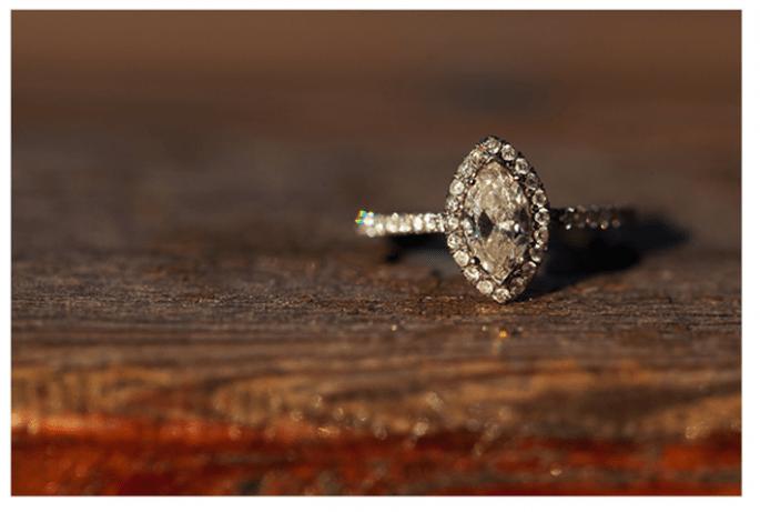 Las joyas de la abuela perfecta para tu boda - Foto Deborah Zoe Photography
