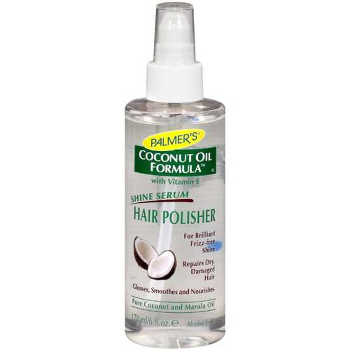 Aceite de coco para refrescar todo tu cabello - Foto Palmers