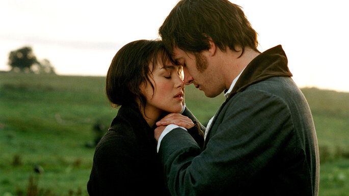 Photo: Heathcliff and Catherine Earnshaw (Wuthering Heights, Emily Brontë)