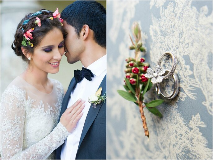 Brautfrisuren Die Jeder Braut Stehen Finden Sie Ihre Hochzeitsfrisur