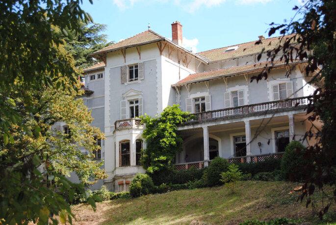 Domaine de Clairbois - Lieu de Réception - Isère (38)