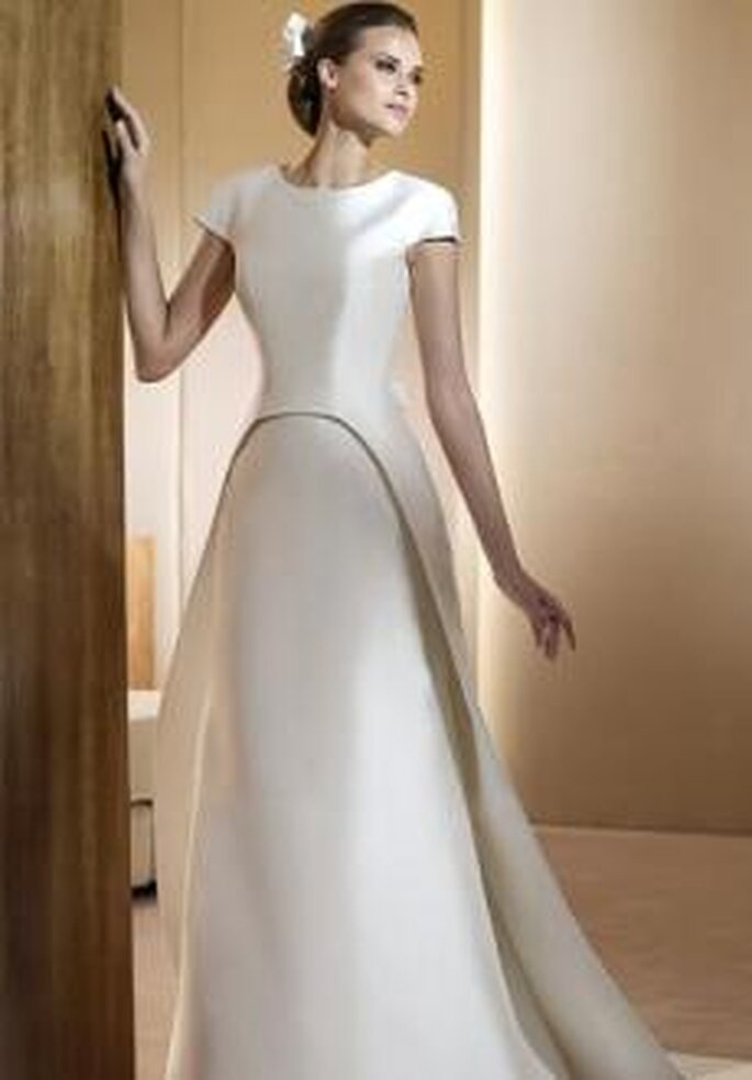 Colección de vestidos de novia Pronovias 2011