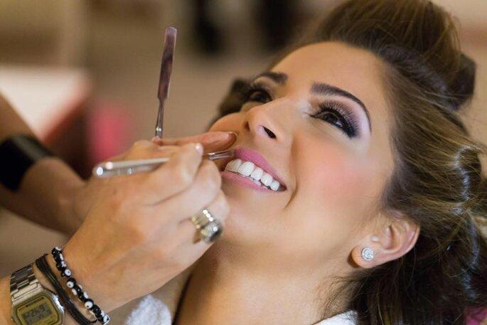 Lu Paravidino Make Up