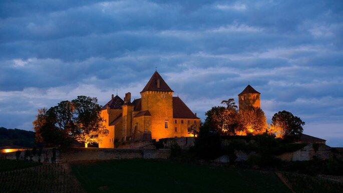 Château de Pierreclos - Lieu de Réception - Saône-et-Loire (71)