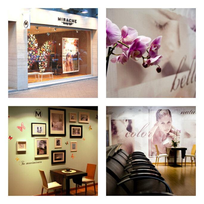 Salón Luxury Style Mirache. Foto:Mirache.