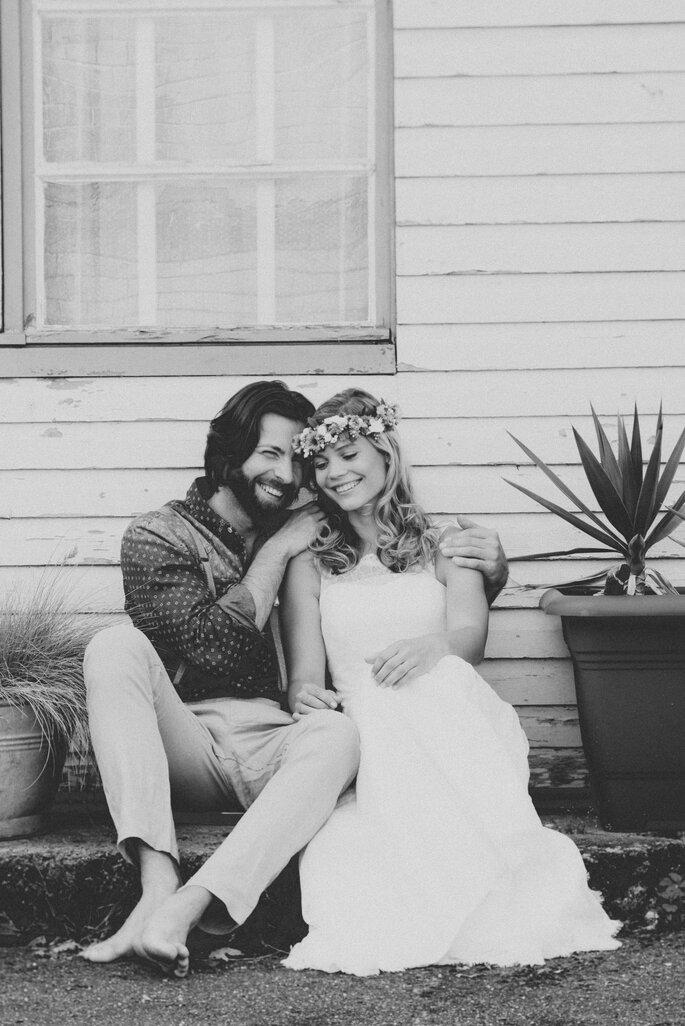 La mariée hippie. Katinka Stone