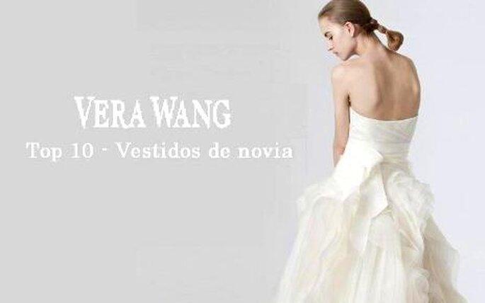 El Top 10 De Vera Wang Vestidos De Novia